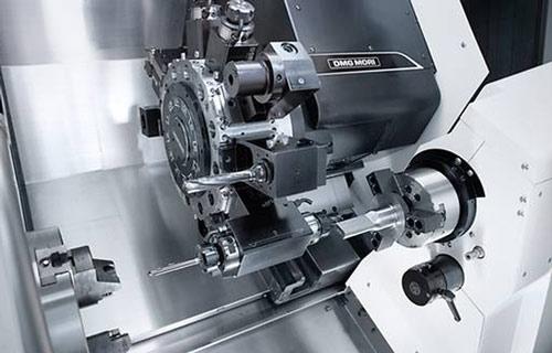 dmg-mori cnc milling